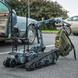 Powerful and Mobile Robot