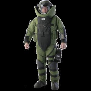 Bomb Suits