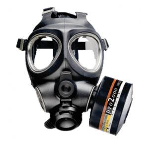 Gas Masks and Respirators